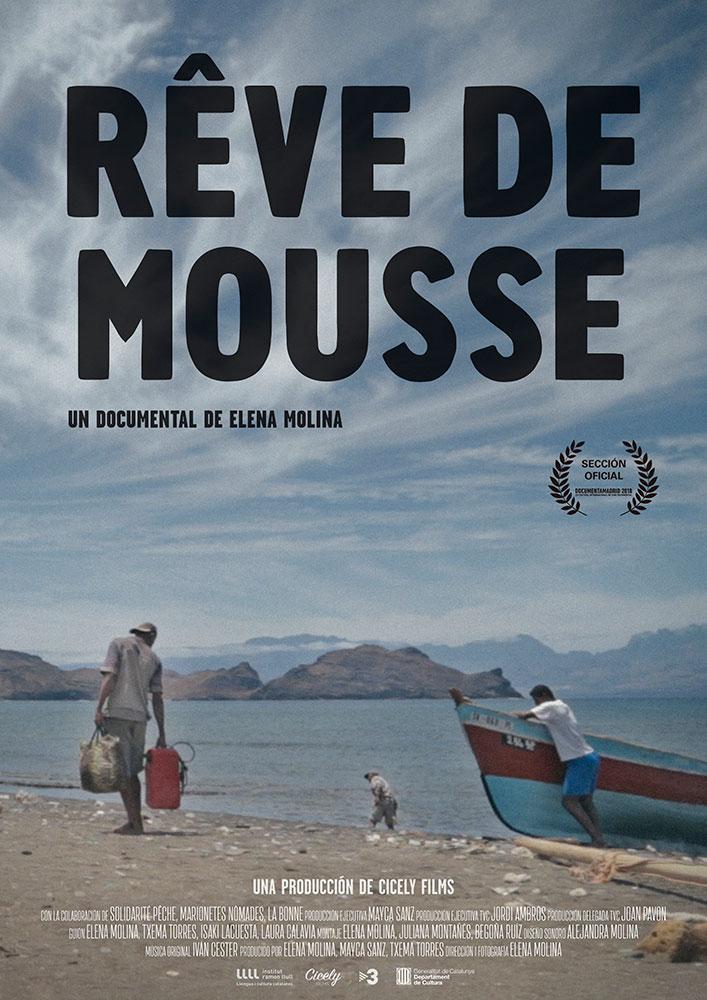 Rêve de Mousse - Poster